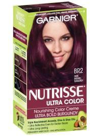 Nutrisse Ultra-Color - Dark Intense Burgundy Hair Color ...