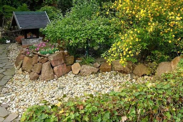 Einen Steingarten anlegen Ideen zum Gestalten - gartengestaltung steingarten