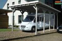 Carports & Garagen - HTK - Holz & Technik GmbH