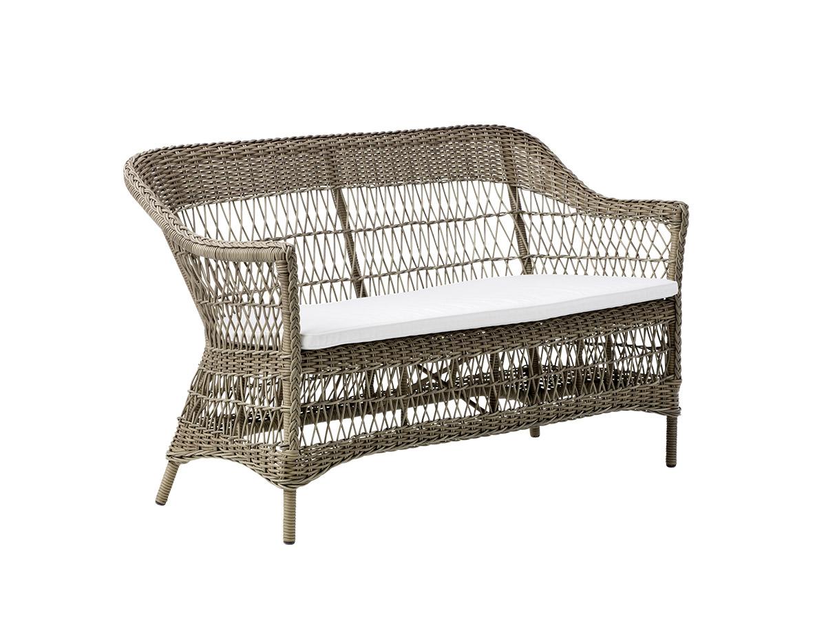Lounge sofa garten  arosa lounge garten sofa 2-sitzer #garten #gartenmöbel #gartensofa ...