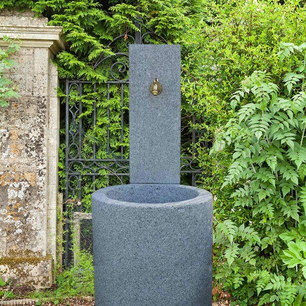 ... Brunnen »Belluno« Aus Stein U2022 Gartentraumde   Brunnen Garten Stein  ...