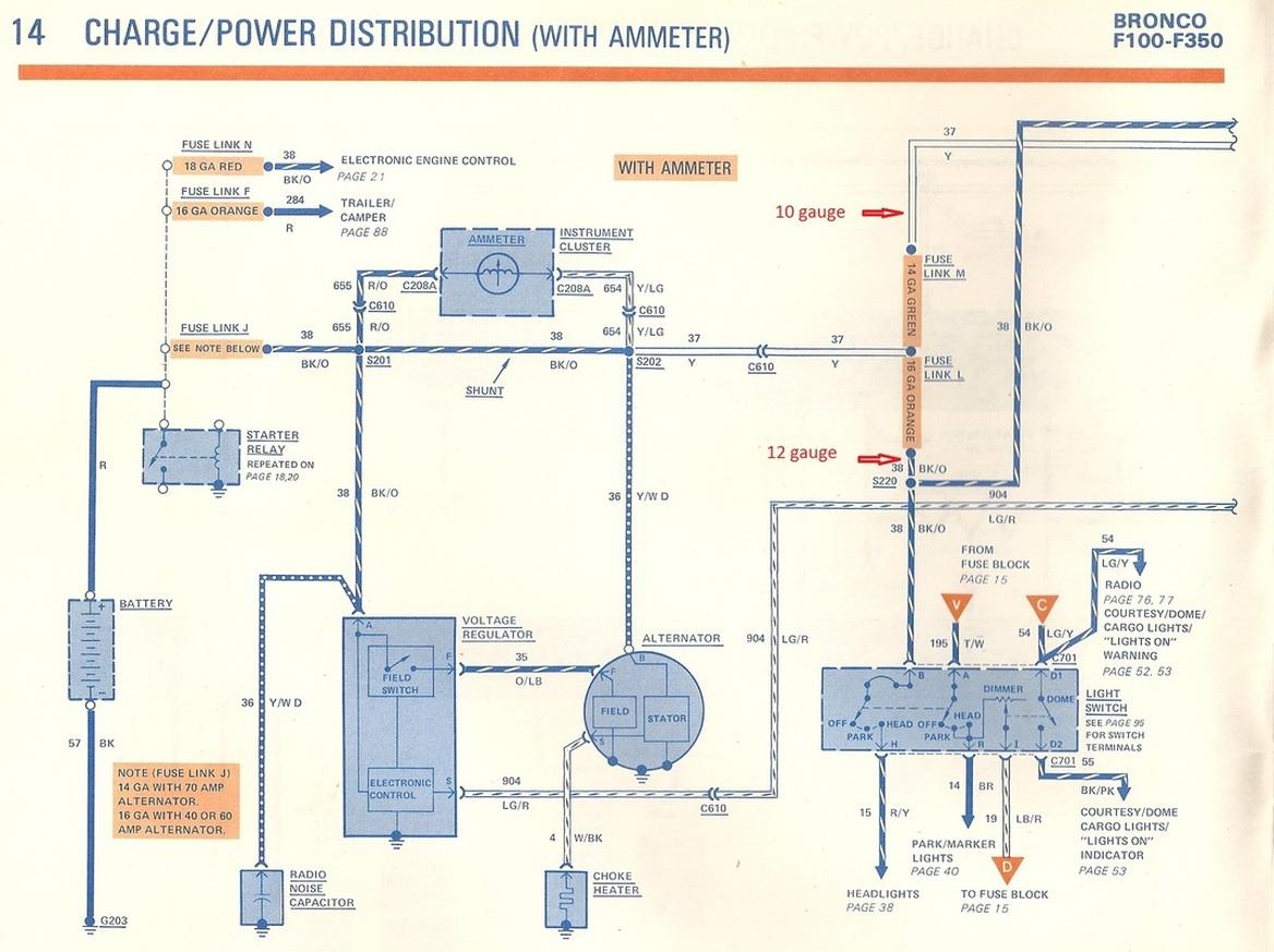 1984 Ford F 150 302 Alternator Wiring Diagram   laness.us