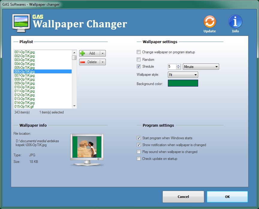 Download Free Address Book - Wallpaper Changer - software for address book