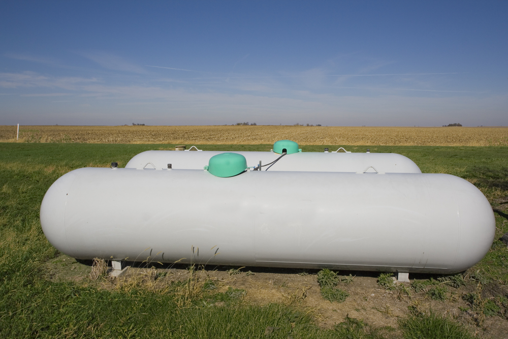 Should My Propane Tank Be Above Or Below Ground Gastec
