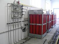 Priority panels for compressor stations