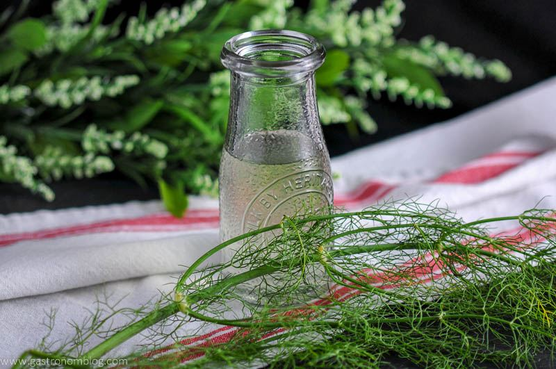 Fennel Simple Syrup | The GastroNom
