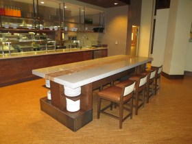 escala provisions company communal table