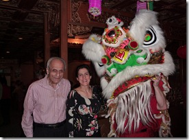 chinese new year at mandarin