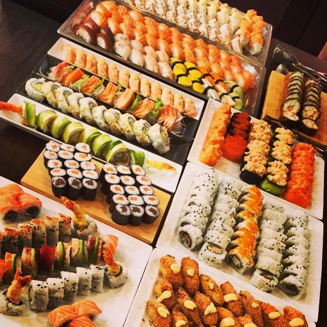 Mundo sushi