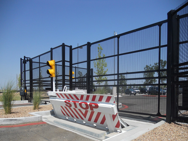 Security Crash Gates Gate It Access Systems