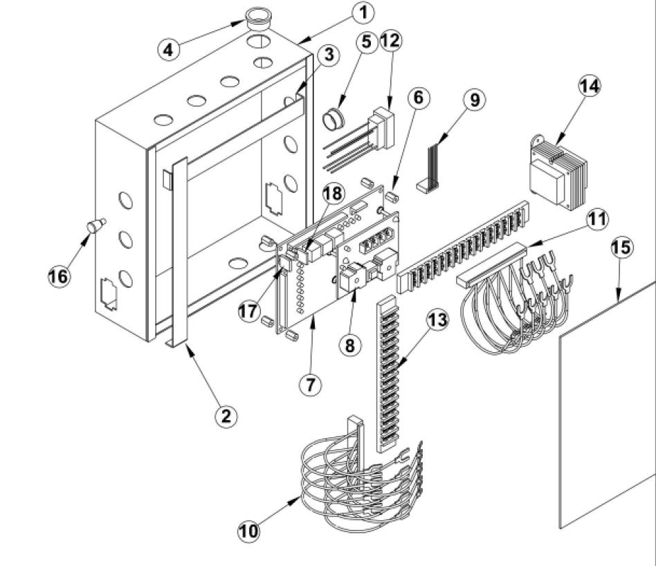 wire diagrams remote control gate opener