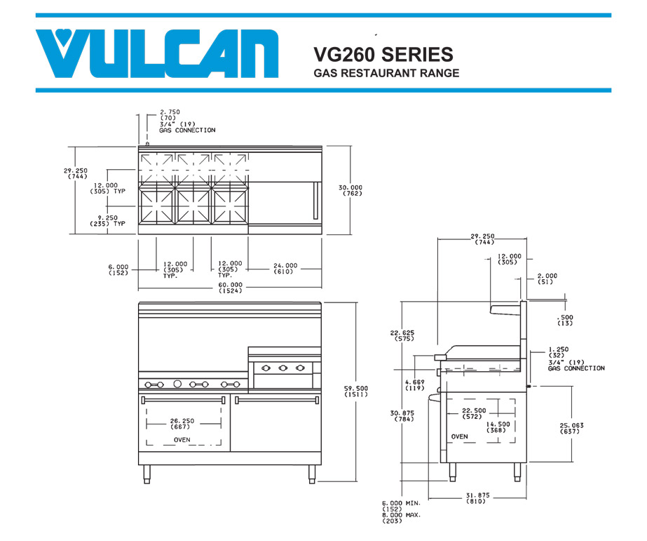 Vulcan Gas Oven Wiring Diagram Vulcan Commercial Stove Used