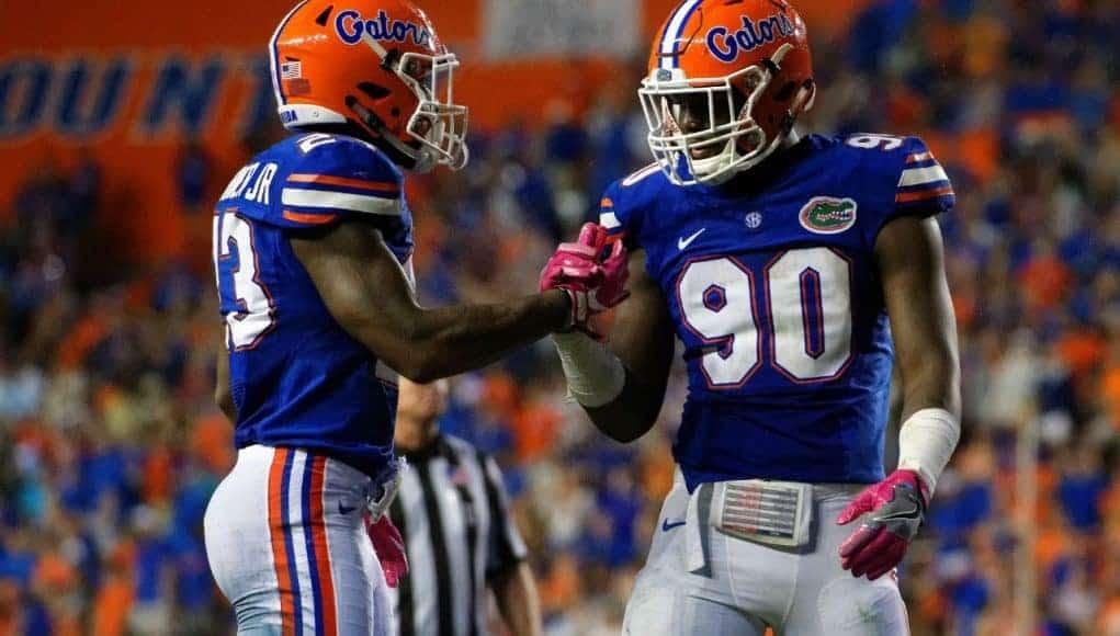 Florida Gators fall camp preview Defense GatorCountry