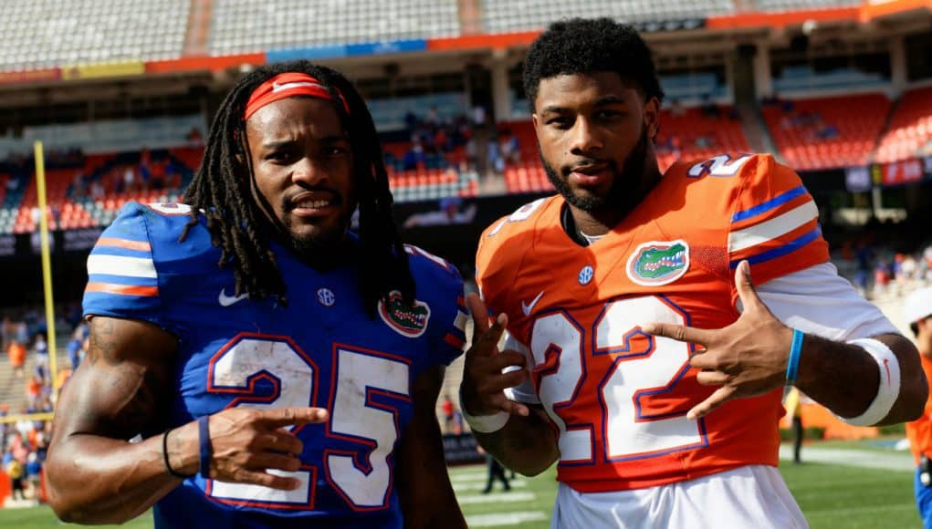 How Florida\u0027s rushing distribution worked in 2018 and how it might