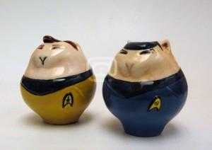 gatti Kirk e Spock