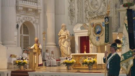125 Jahre Chiemgauer München - 11.05.19 Festgottesdienst Theatinerkirche