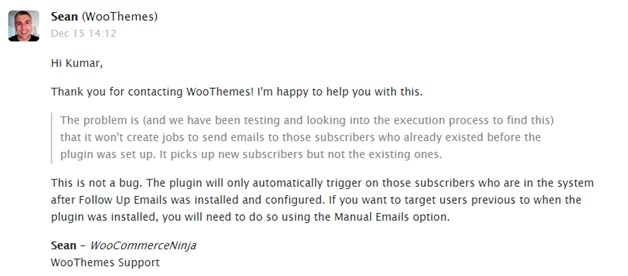 Why Woocommerce Follow-Up Emails Plugin Doesn\u0027t Deliver On The Promise