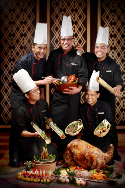 Have a feast this Ramadan at Cinnamon Coffee House prepared by master chefs at One World Hotel.