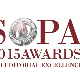SOPA 2015 Awards for Editorial Excellence