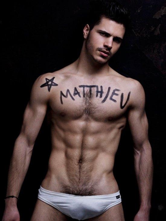 Matthieu Charneu - Sexy Bulge