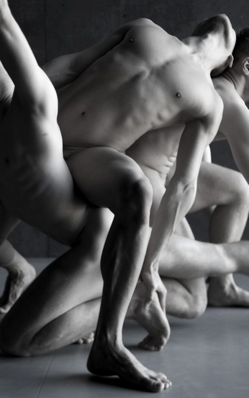 The Naked Dance by Yang Wang Nude Male Nude Male Dance   Pure Awesomeness