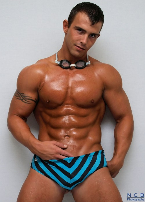 Tory George Sexy Muscled Abs Fitness Model Turned Porn Star Tory George