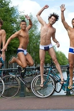 Andrew Christian Underwear Models