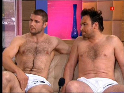 Ben Cohen - On TV