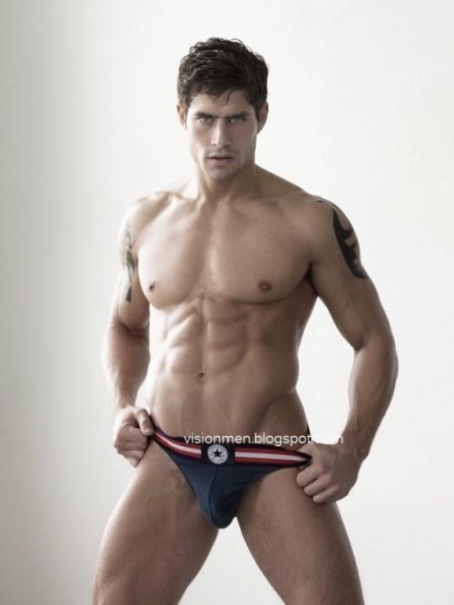 Hot Male Model Joel Rush