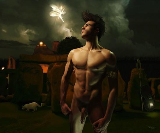 Hugh Plummer Naked