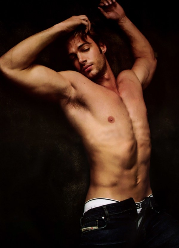 William Levy 1 600x830 More Of Cuban Hottie William Levy