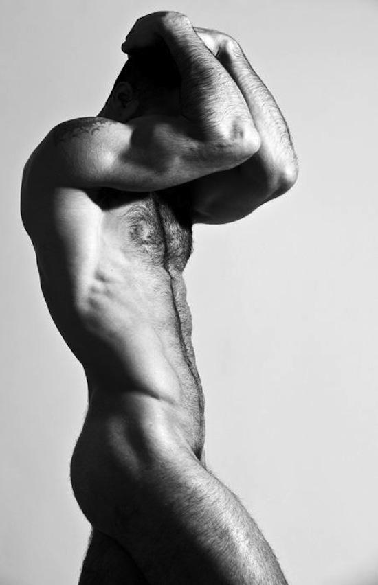 Eliad Cohen Naked