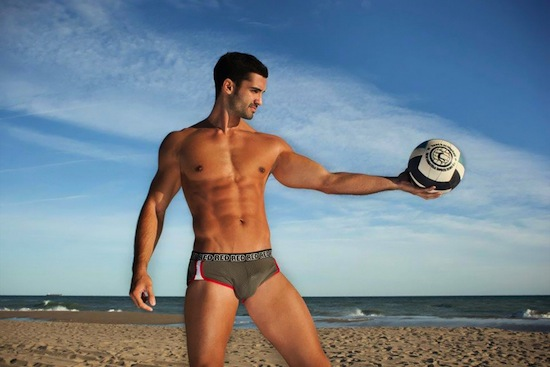 Isaac Cosculluela Swimwear Bulge 6 Wet Bulges   Isaac Cosculluela For RED