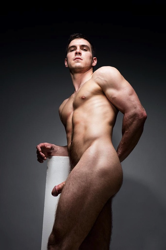Naked Straight Guy Patrick O'Brien (9)