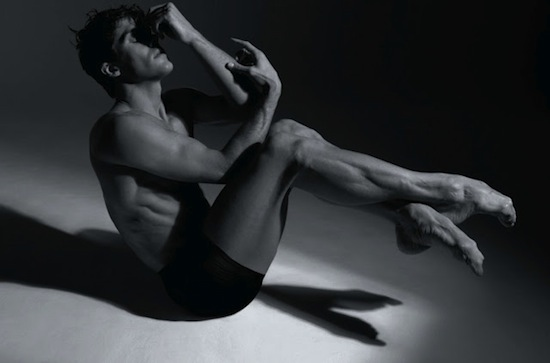 Roberto Bolle - Sexy And Arty Photography By Milan Vukmirovic (5)
