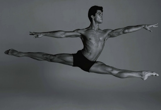 Roberto Bolle - Sexy And Arty Photography By Milan Vukmirovic (6)