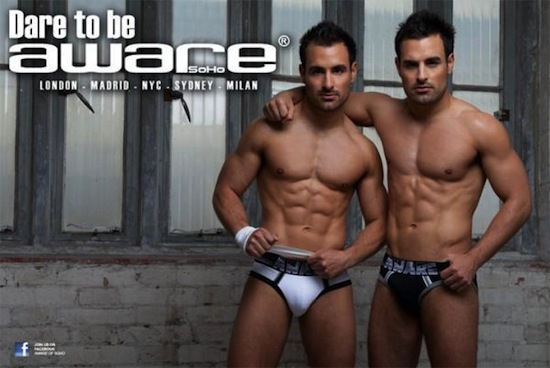 Dino and Georgio Georgiades 1 Hunky Muscle Twins Dino And Georgio Georgiades