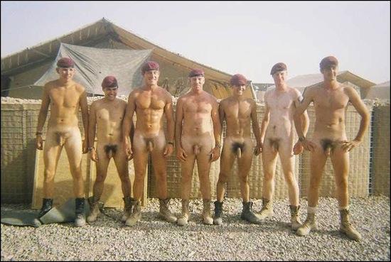 Naked Military Men (4)