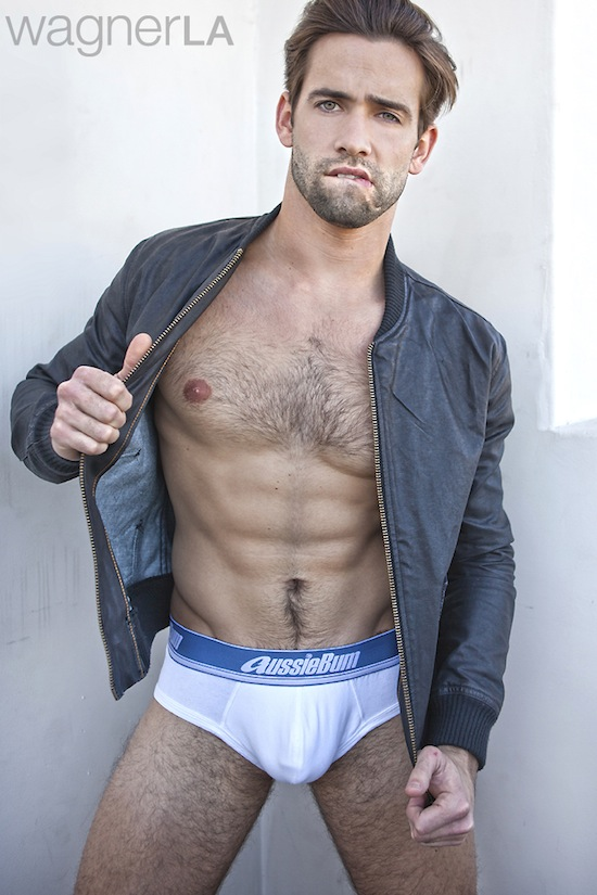 Awesome Hairy Hunk Levi Jackson 1 Awesome Hairy Hunk Levi Jackson