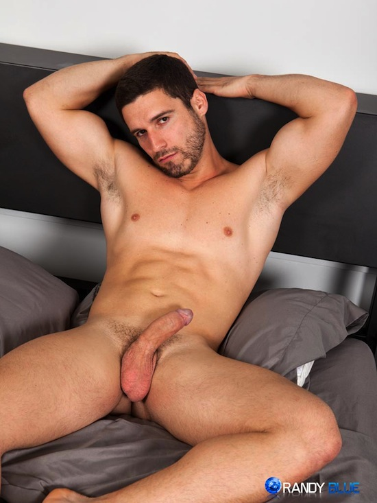 Jerking It With Butch Hunk Matt Castro (7)