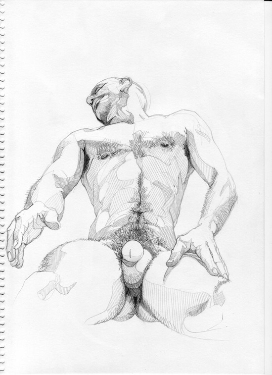 Nude Male Art (1)