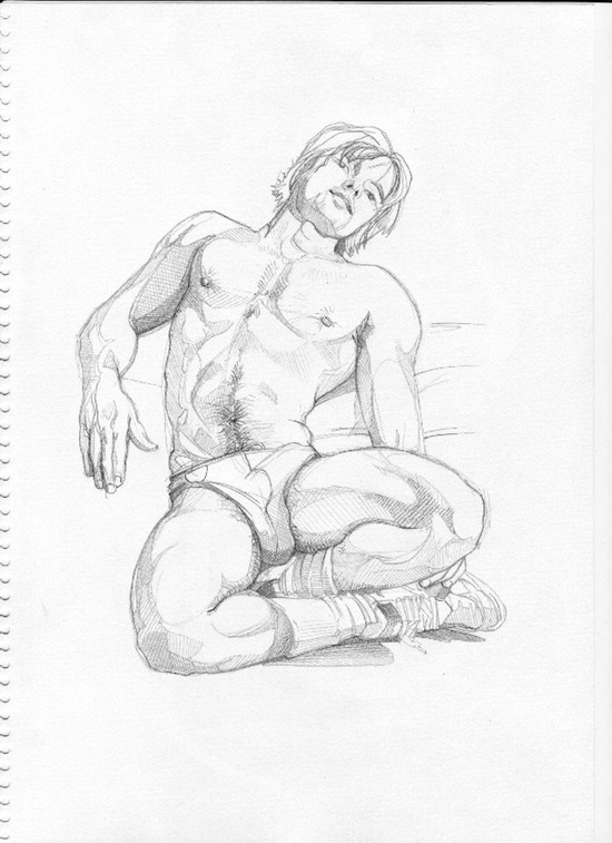 Nude Male Art (6)