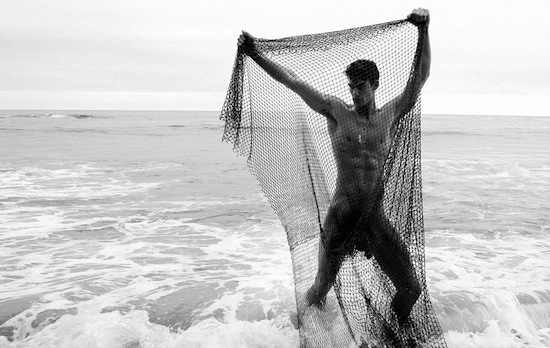 Teasing Nude Male Model Kaylan Morgan (7)
