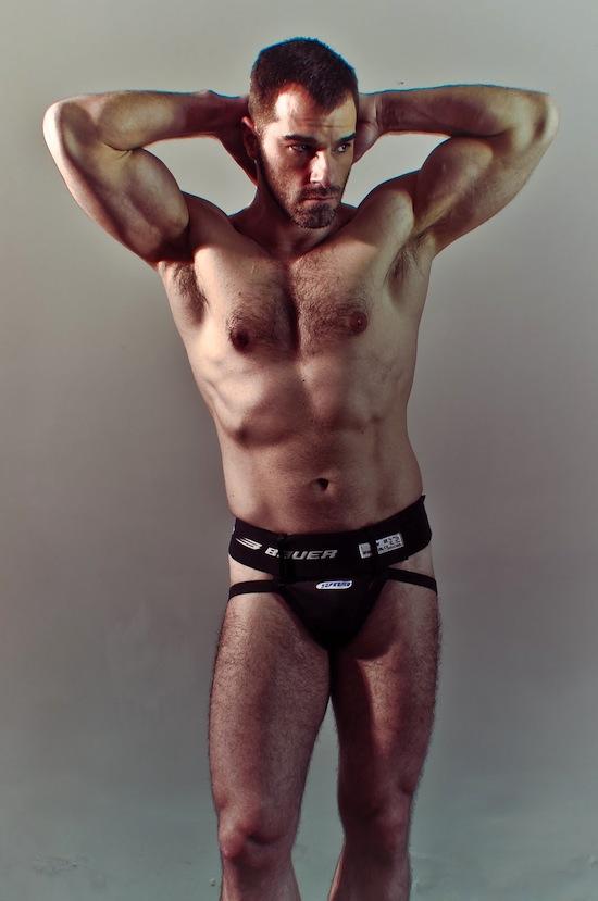 Hairy Stud Alessandro Calza (2)