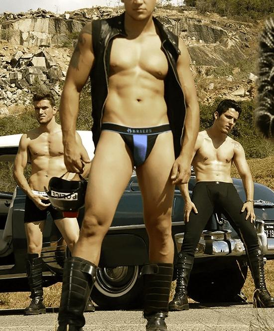 Muscled Men Bulge For Briefs Underwear (1)