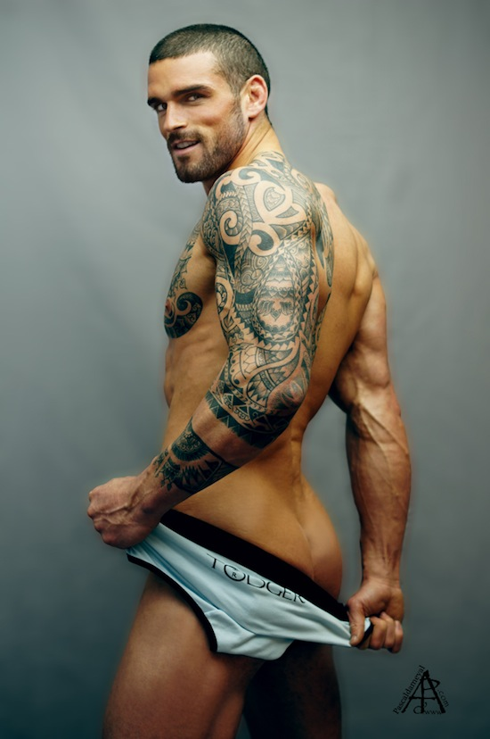 Ripped Rugby Hunk Stuart Reardon Naked 8 Ripped Rugby Hunk   Stuart Reardon Naked