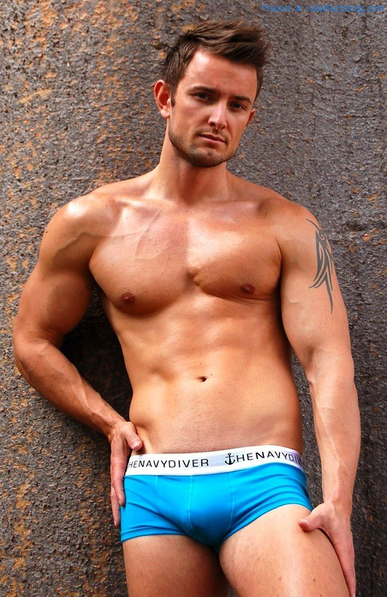 Awesome Pecs! (1)