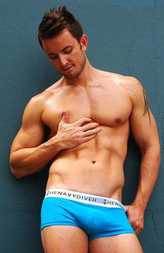 Awesome Pecs! (2)