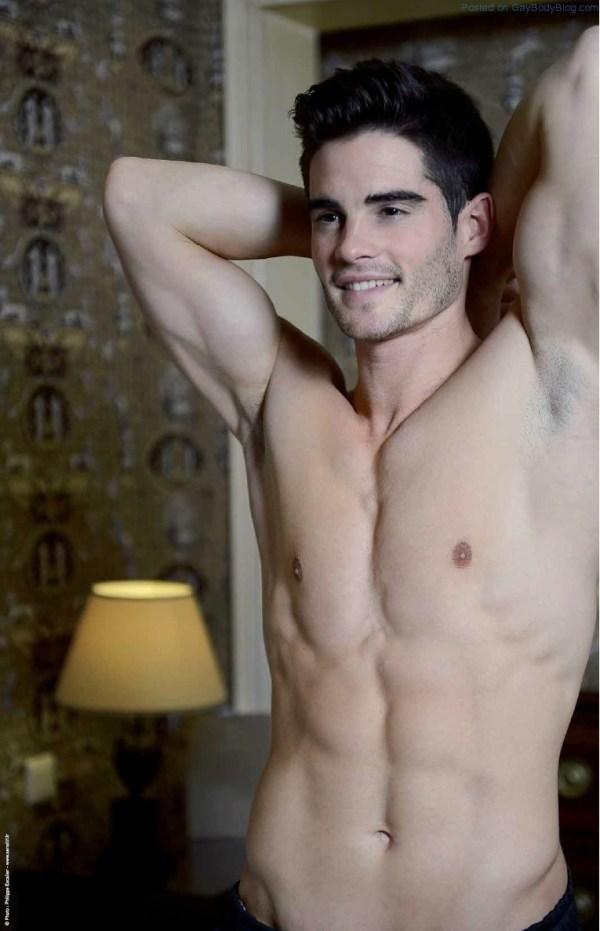Gorgeous Male Model Fred Jones (3)