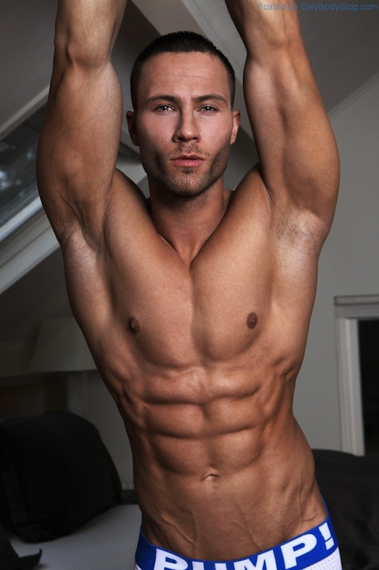 More Of Hunky Muscle Jock Ruben Baars 4 More Of Hunky Muscle Jock Ruben Baars